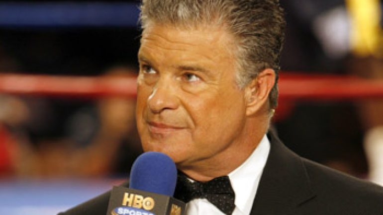 Despite criticism, Lampley optimistic for new season of 'The Fight Game'