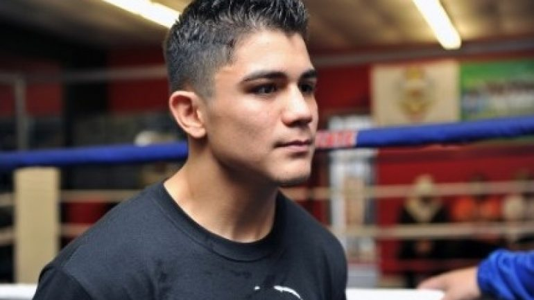 Joseph Diaz Jr.'s ready for prime time