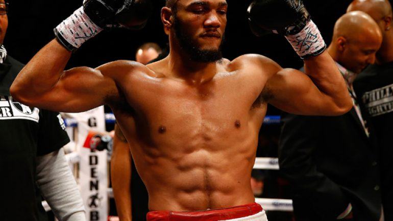 Williams more than ready for Matano, 154-pound title shot