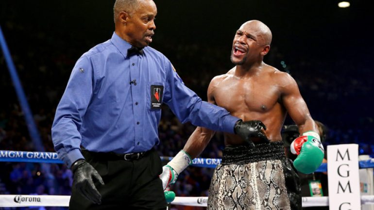 Kenny Bayless comments on Mayweather-Maidana rematch