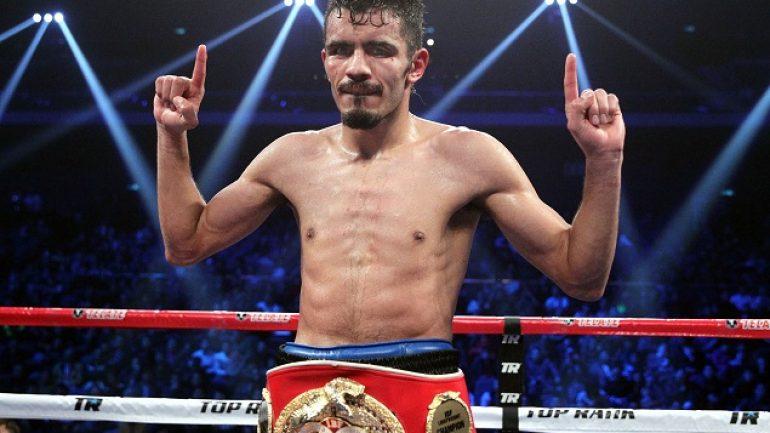 Mickey Bey SD 12 Miguel Vazquez live round-by-round updates