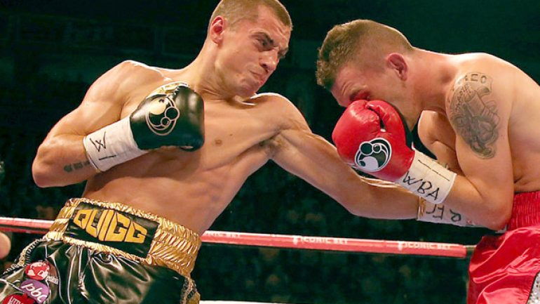 Scott Quigg on Carl Frampton: 'I'm better in every department'
