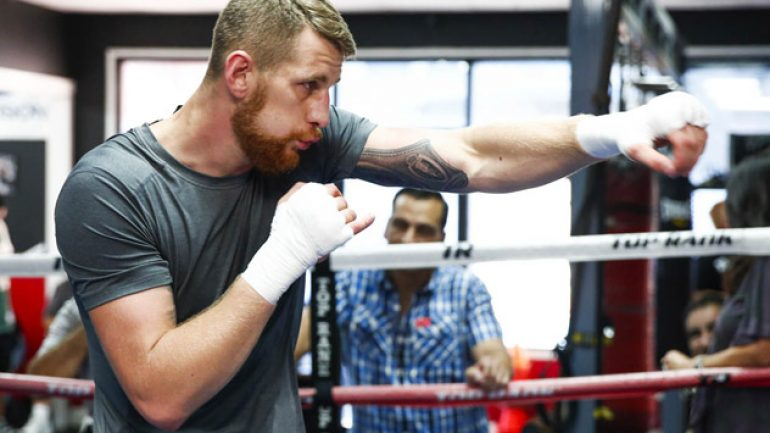 Andrzej Fonfara is slated to face heavy-handed but unknown Joe Smith
