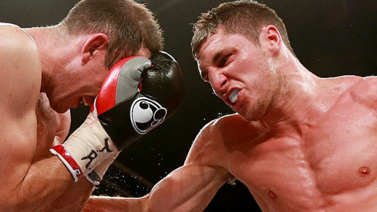 Underdog Tommy Coyle wants to make Luke Campbell pay