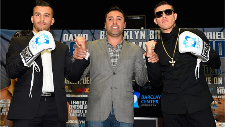 David Lemieux TKO 10 Gabriel Rosado live round-by-round updates