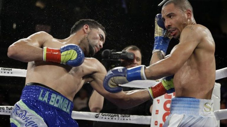 Edwin Rodriguez wins lopsided decision on Golovkin-Rubio undercard