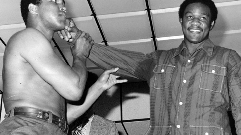 George Foreman: Muhammad Ali's trainer demand prevented rematch