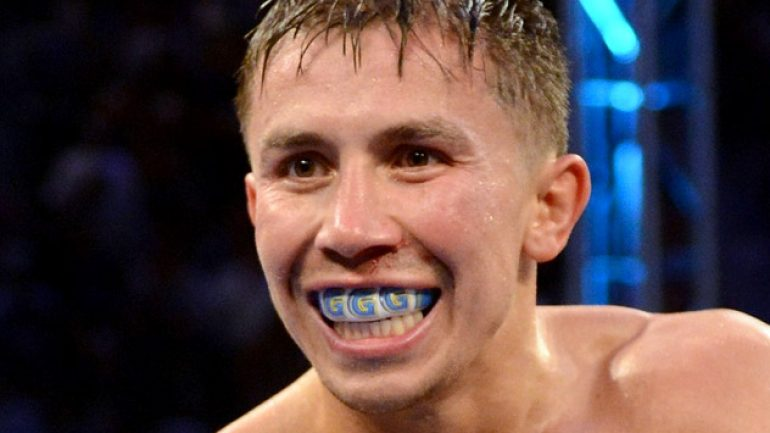 Golovkin: 'It's not legal' for Canelo to wait two years for their fight