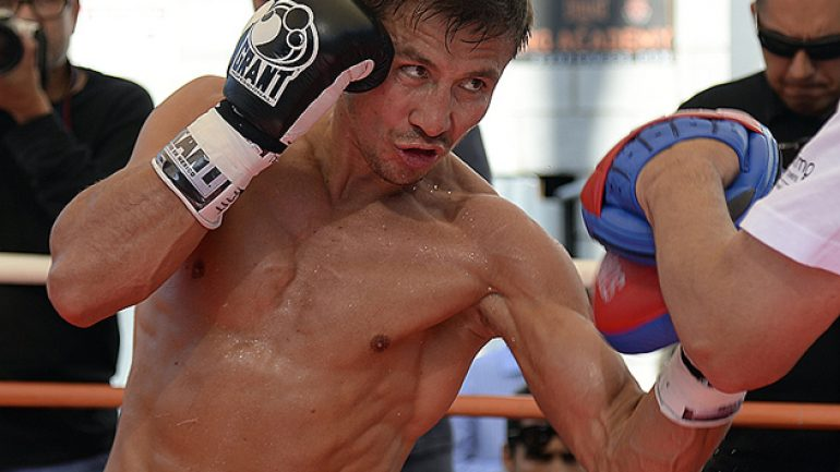 Gennady Golovkin: the making of a Los Angeles boxing attraction