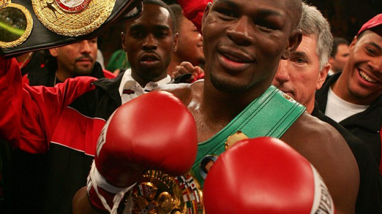 Best I've Faced: Jermain Taylor