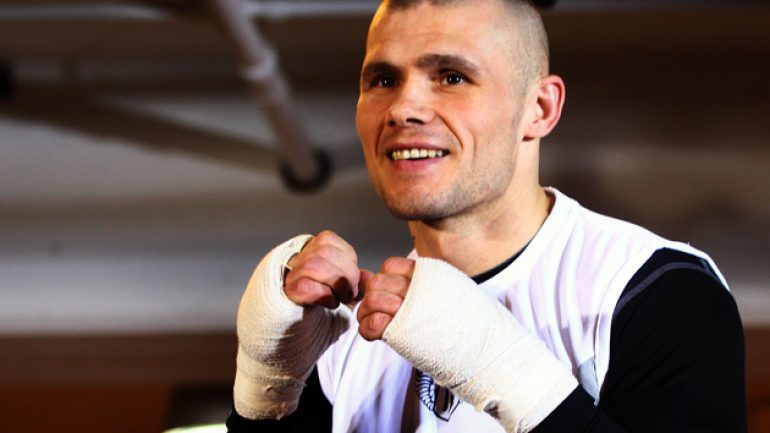 Martin Murray talks Domenico Spada and the middleweight division