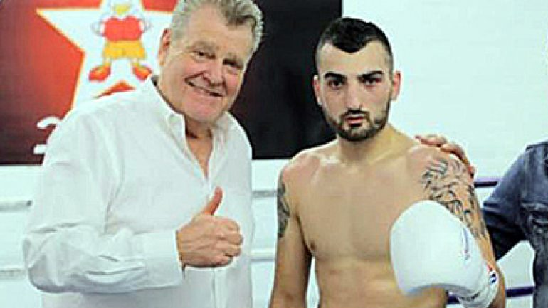 Vanes Martirosyan dedicates Willie Nelson fight to Dan Goossen