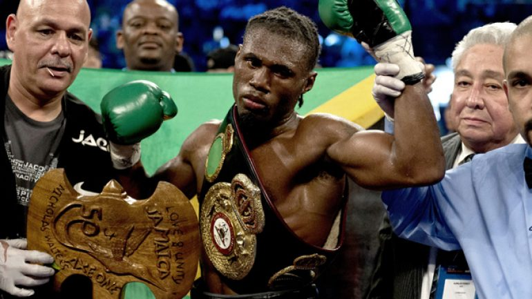 Flu forces Nicholas Walters' withdrawal from doubleheader