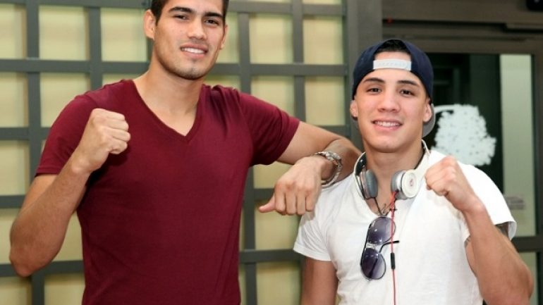 Gilberto Ramirez, Oscar Valdez  to face stiff tests