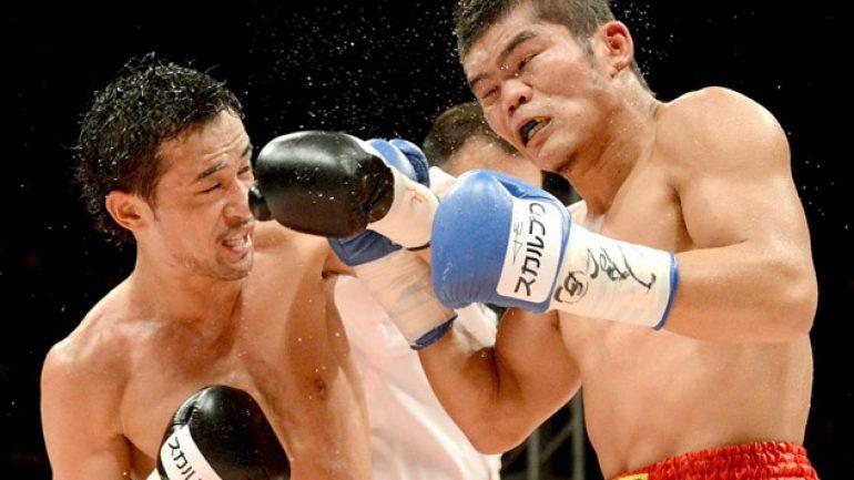 Photo gallery: Shinsuke Yamanaka-Suriyan Sor Rungvisai, Ao-Salgado