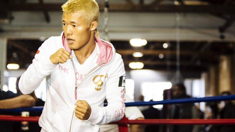 Deal reached for Tomoki Kameda-Jamie McDonnell
