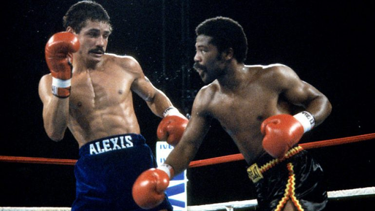 Aaron Pryor on Floyd Mayweather Jr.: 'I would win in six'