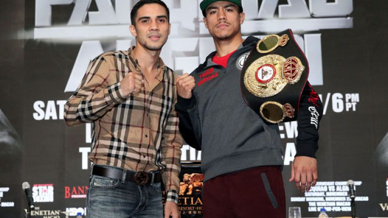 Jessie Vargas is focused on Antonio DeMarco, not Manny Pacquiao