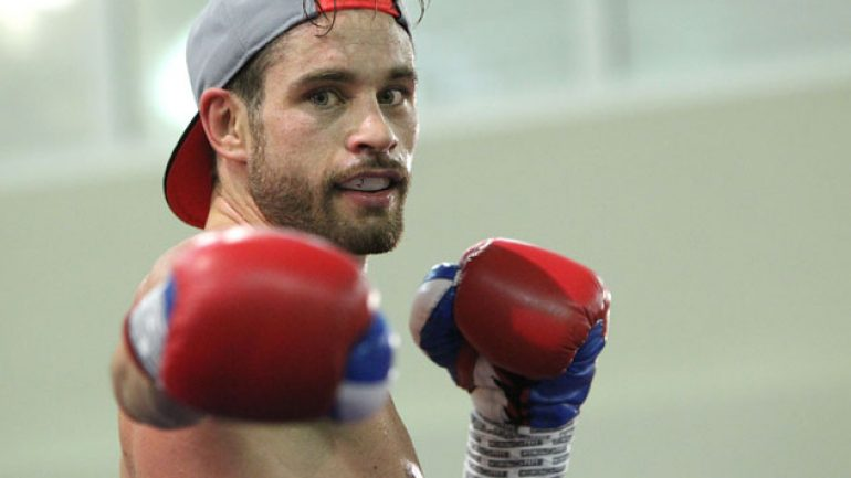 Chris Algieri rejects gatekeeper label, says Errol Spence is not on his level