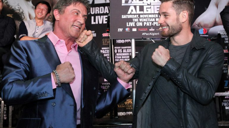 Photo gallery: Chris Algieri Los Angeles press conference