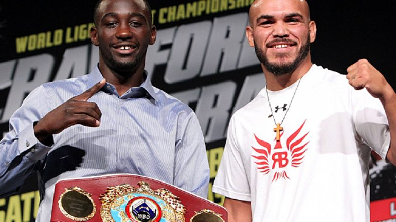 Ring Ratings Update: Crawford, Beltran to vie for RING lightweight title
