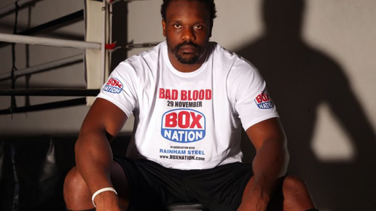 Dereck Chisora: Klitschko vs Chisora-Fury winner is biggest fight