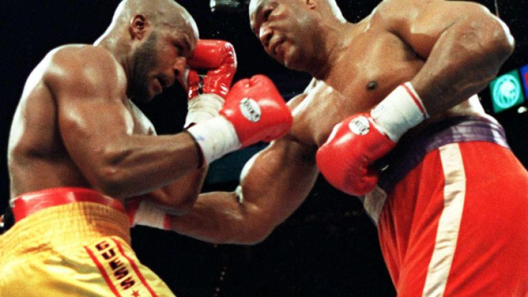 George Foreman's KO of Michael Moorer remains special 20 years later