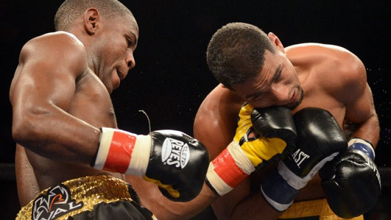 Javier Fortuna stops Abner Cotto in foul-filled fight