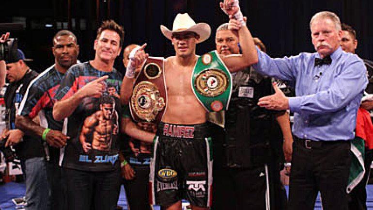 Gilberto Ramirez scores eighth-round TKO of Fulgencio Zuniga
