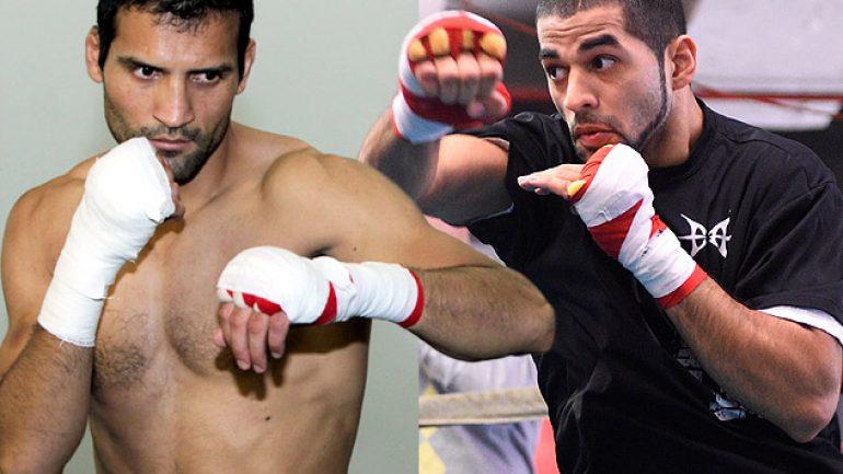 Who wins Luis Carlos Abregu-Sadam Ali?