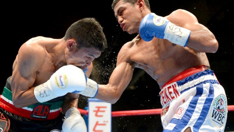 Roman Gonzalez brings flyweight action back to HBO