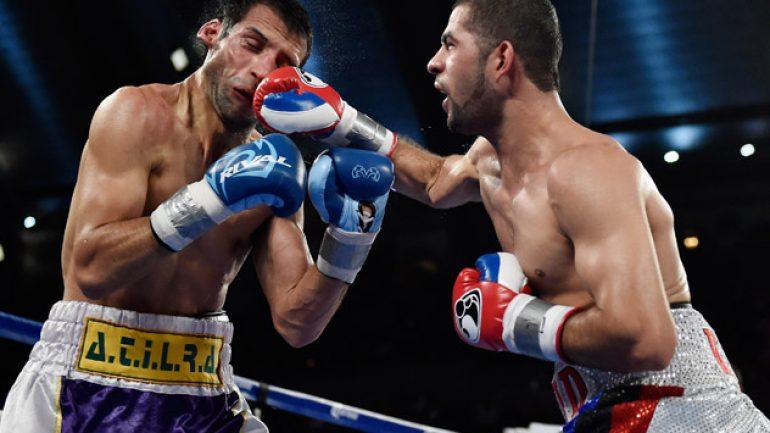Sadam Ali stops Luis Abregu to cap impressive performance