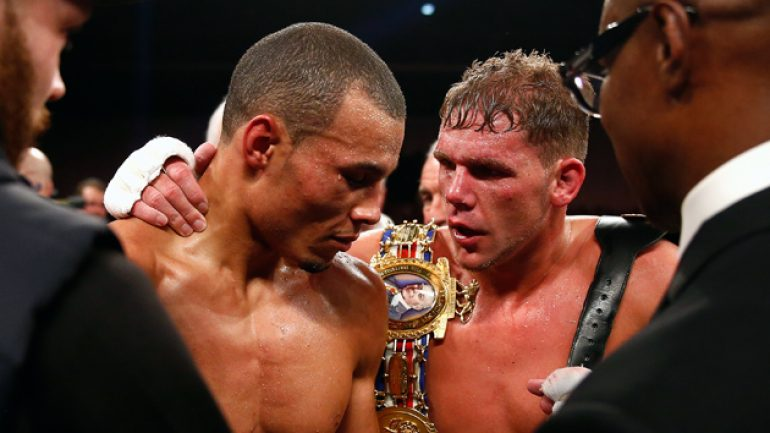 Billy Joe Saunders earns split decision nod over Chris Eubank Jr.