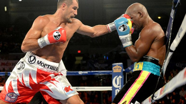 Could Sergey Kovalev fight Chavez Jr., Ward or Froch?