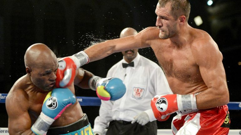 Photo gallery: Sergey Kovalev UD 12 Bernard Hopkins