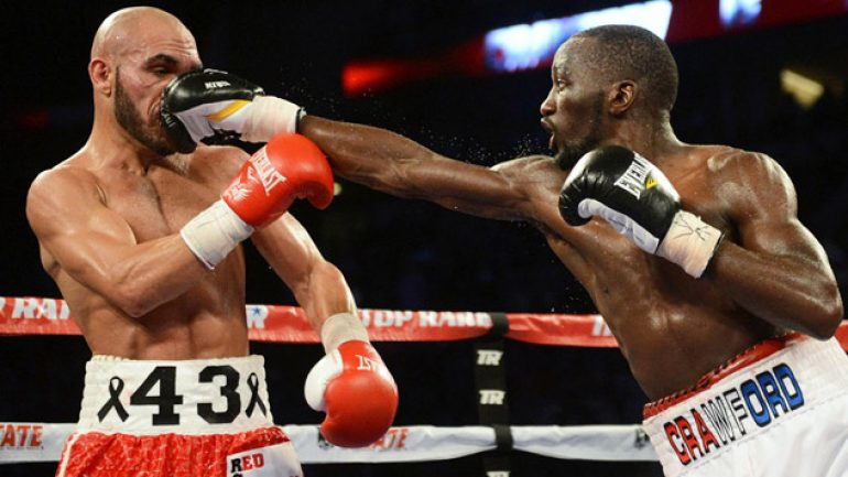 Photo gallery: Terence Crawford vs. Raymundo Beltran