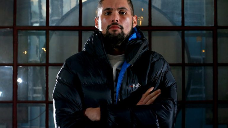 Tony Bellew: I'm going to enjoy punishing Nathan Cleverly