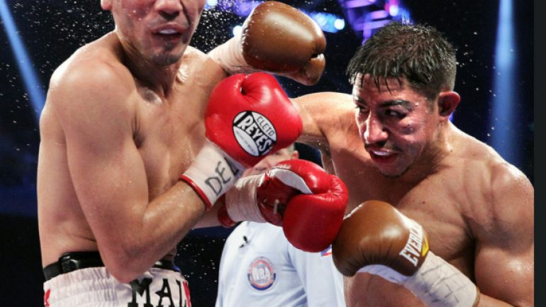 Jessie Vargas defeats Antonio DeMarco by a one-sided decision