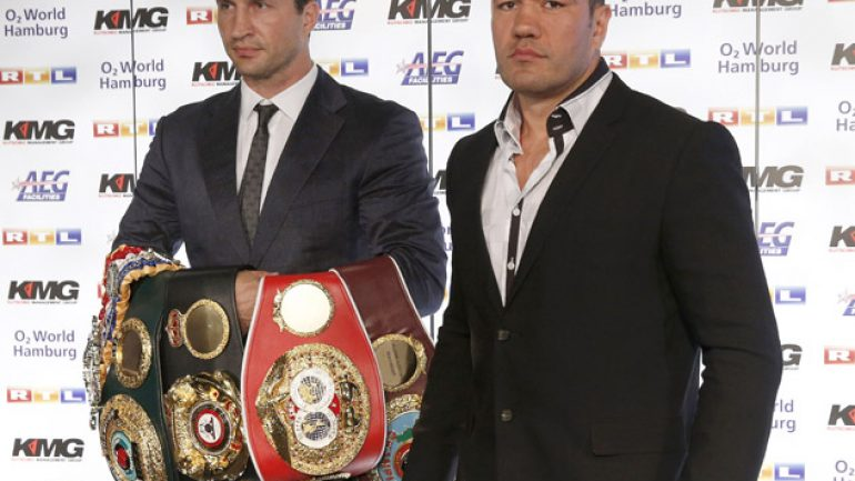 Who wins Wladimir Klitschko vs. Kubrat Pulev?