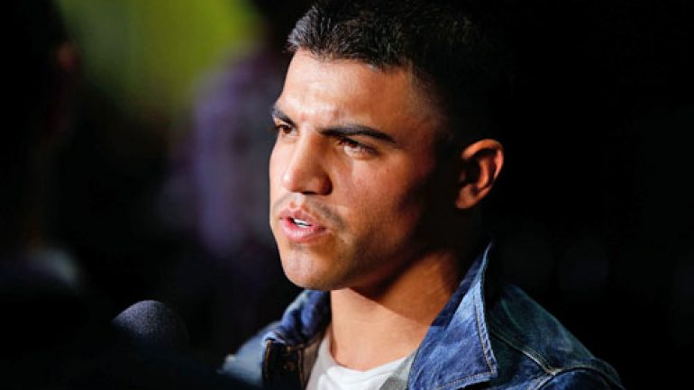 Victor Ortiz: Ability is there; questions linger