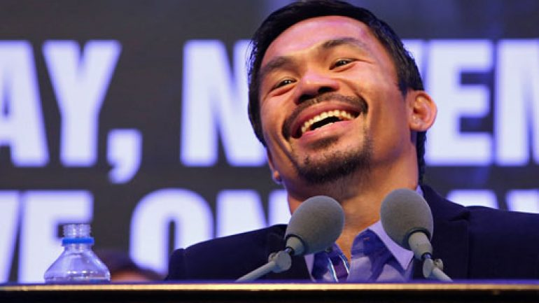 Manny Pacquiao remains a force: Weekend Review