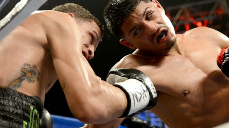 Abner Mares focused on entertainment, then revenge