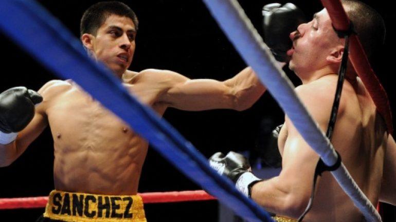 Alan Sanchez outpoints Ed Paredes