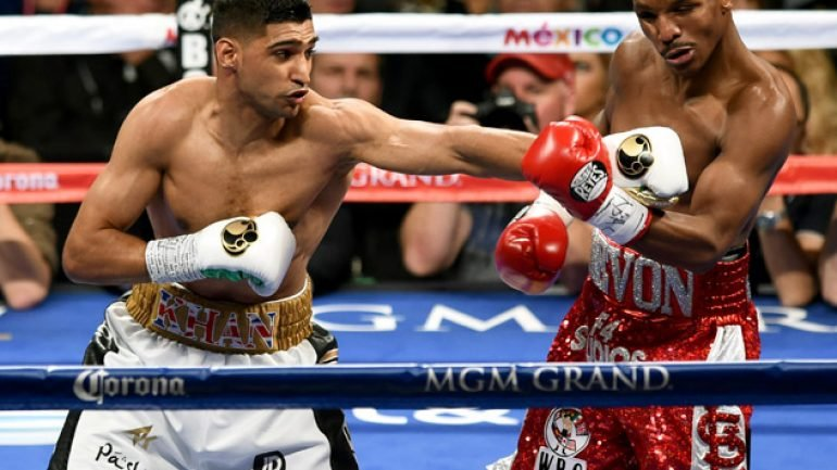 Amir Khan dominates Devon Alexander to win one-sided decision