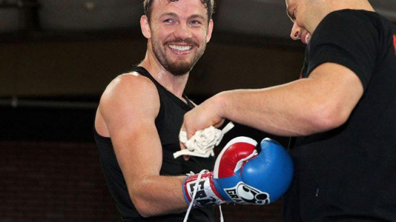 Andy Lee denies Golovkin deal ahead of Billy Joe Saunders bout