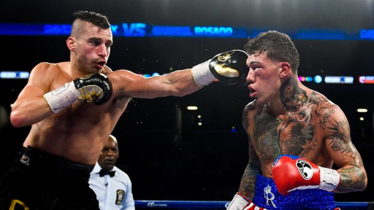 David Lemieux batters tough Gabriel Rosado, stops him in 10