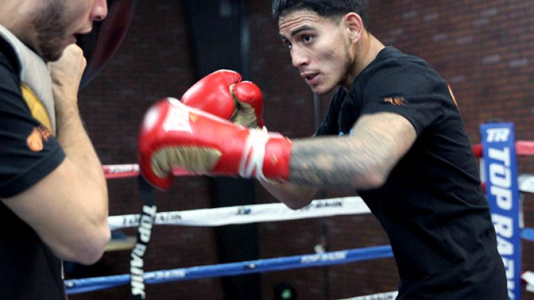 Jose Benavidez Jr. to face Jorge Paez Jr. on truTV