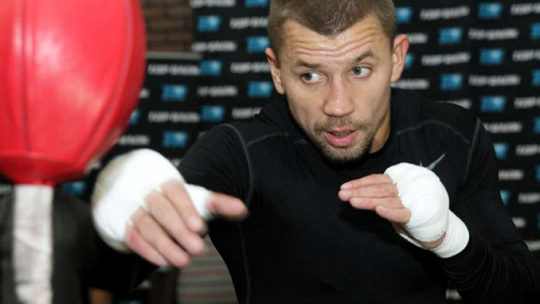 Matt Korobov returns Saturday on 'Solo Boxeo'