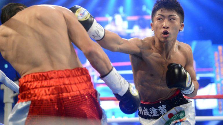 Photo gallery: Omar Narvaez vs. Naoya Inoue