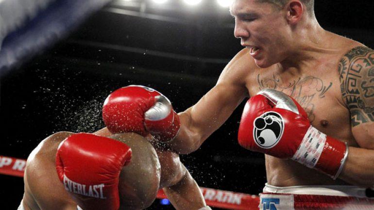 Oscar Valdez to face Ruben Tamayo on Bradley-Vargas undercard